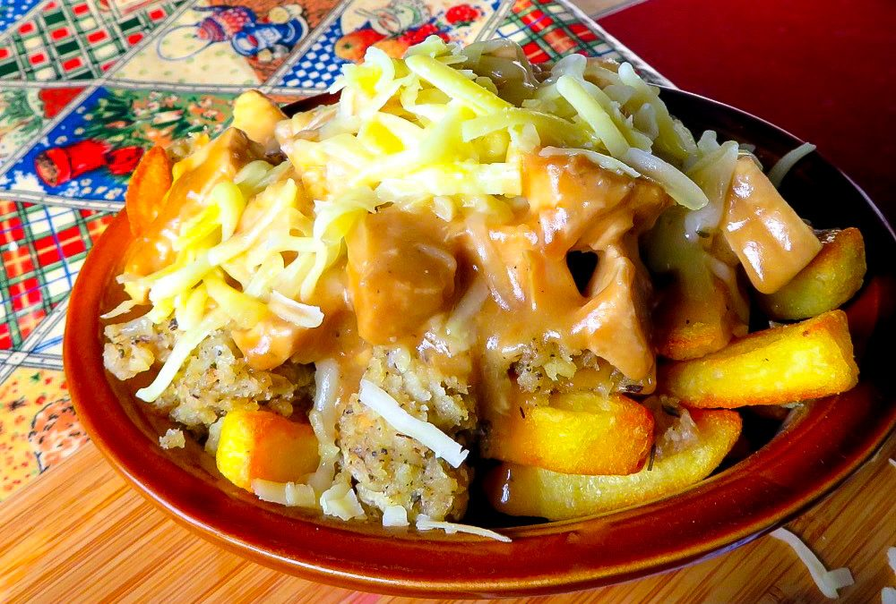 Enticing Thanksgiving Leftovers Poutine | Marie Rayner