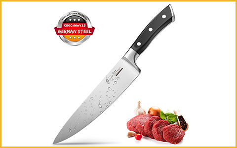 Best Chef Knives SKY LIGHT C-6628 - Best Budget Chef's Knife under 100 Dollars
