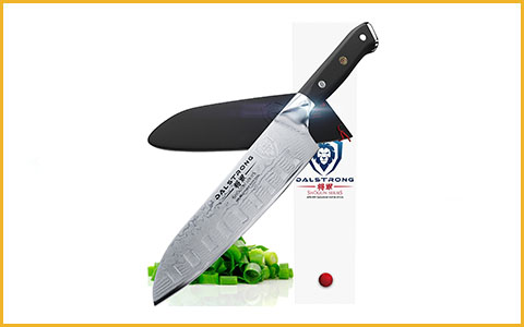 Best Japanese Chef Knives Dalstrong Santoku - Best Rated Japanese Chef Knives