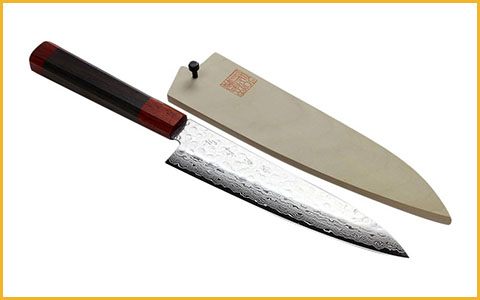 Best Japanese Chef Knives Yoshihiro NSGY240SH - Best Japanese Chef Knives for Gifts