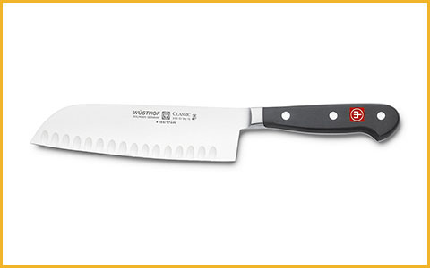 Best Santoku Knife Wustof WU4183 - Best Santoku Knife of 2018