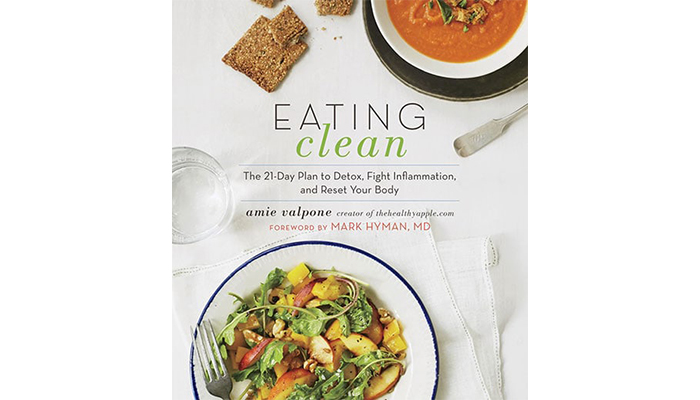 Amie Valpone Interview (TheHealthyApple): Eating Clean