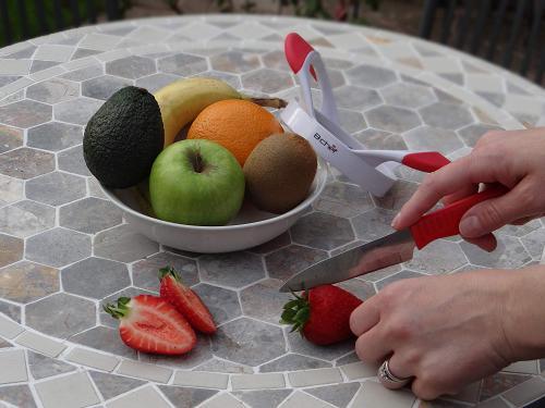 B- Chef Paring Knife
