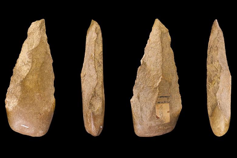 Stone Age: The Oldowan Knife