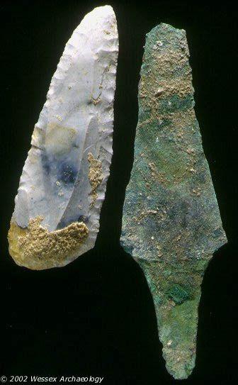 Copper Age: Flint Knives