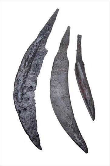 Thracian Sica Knives