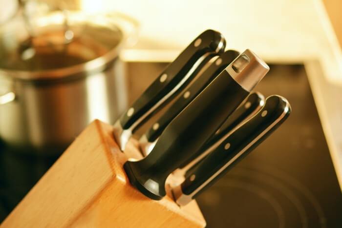 cooking knives kitchen knives