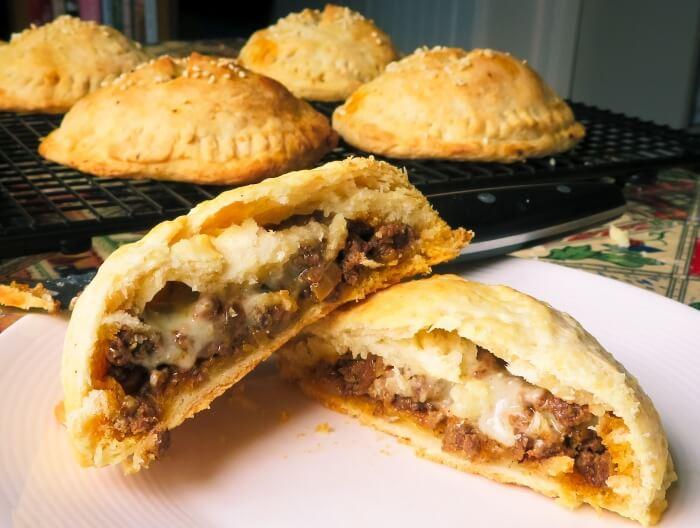 Extra Cheesy Taco Puffs | Marie Rayner