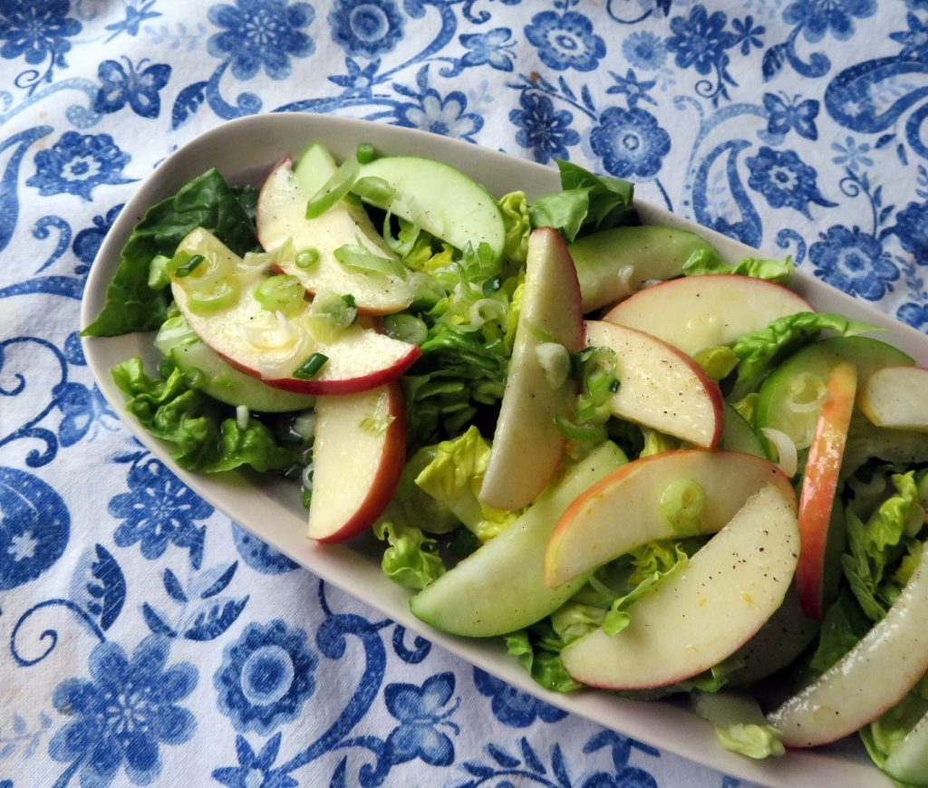 Thanksgiving Apple Salad